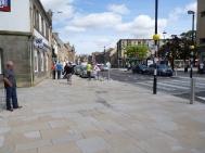 High Street improvements after